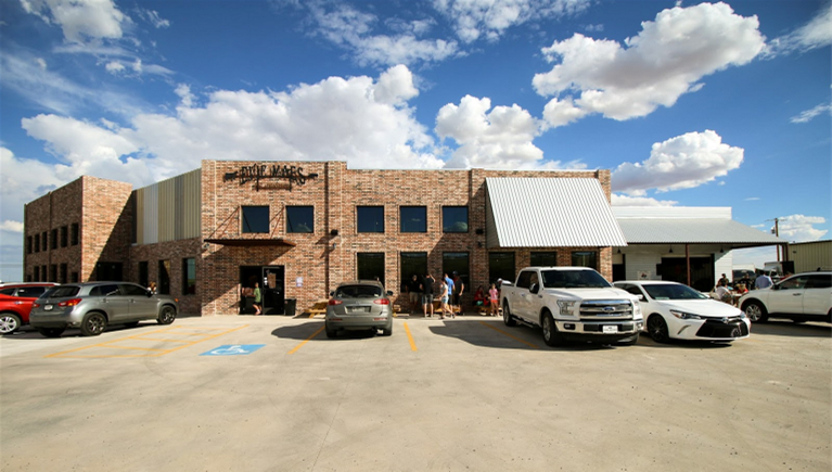 Image of Evie Mae's Pit Barbecue in Wolfforth, Texas